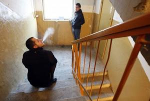 Заявление участковому на курящих в подъезде соседей